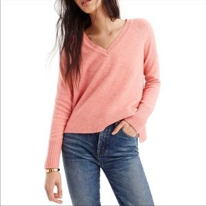 J. Crew Super Soft V-Neck Sweater